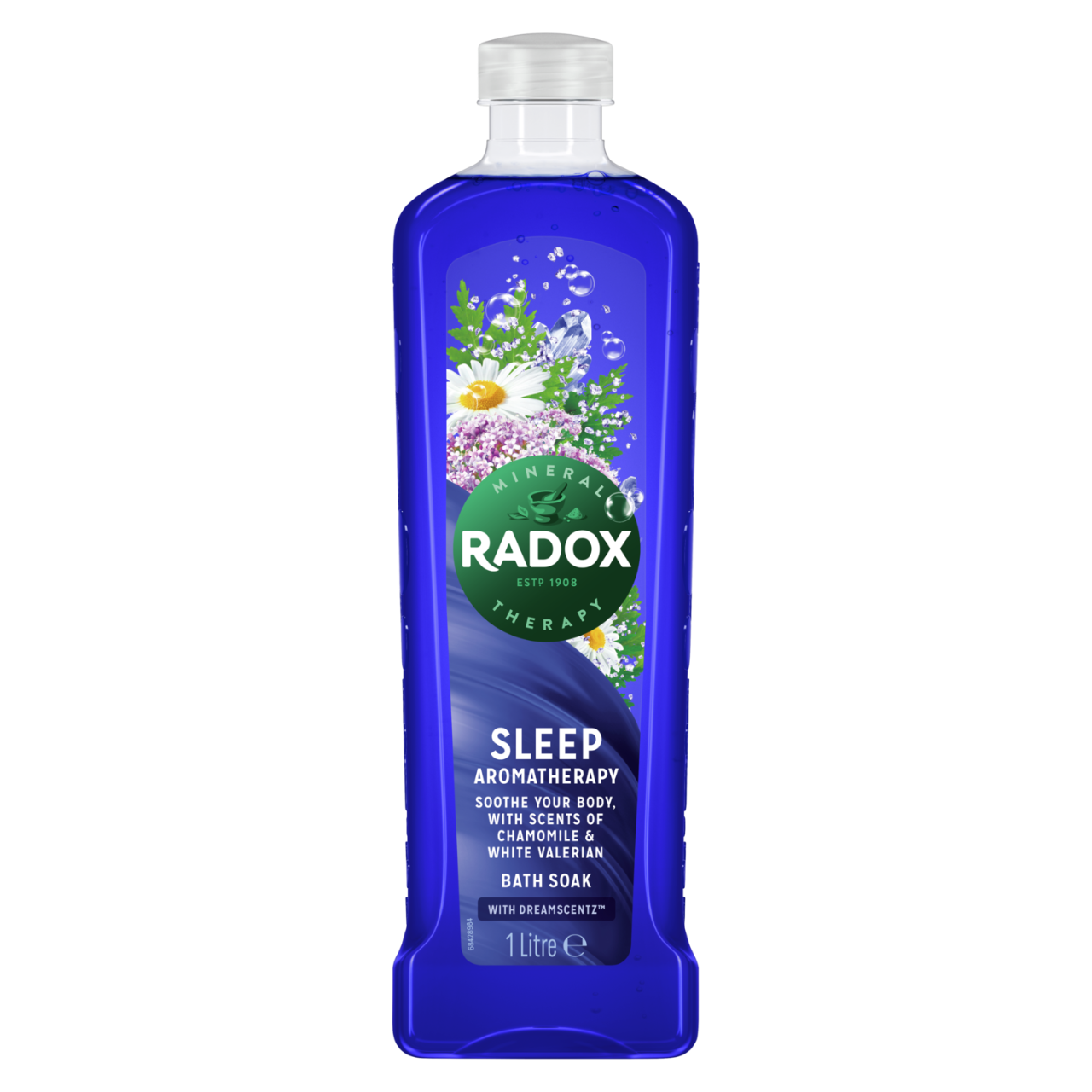 Radox Sleep Aromatherapy Soothe Your Body Bath Soak 1 L