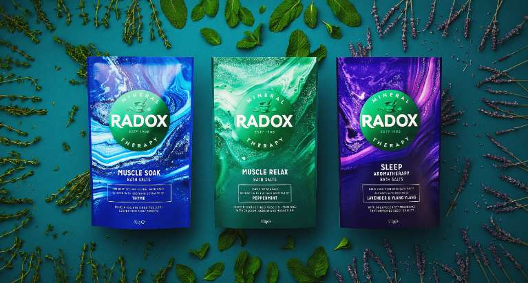 JPEG - Radox UK Muscle Soak Bath Salts 2021