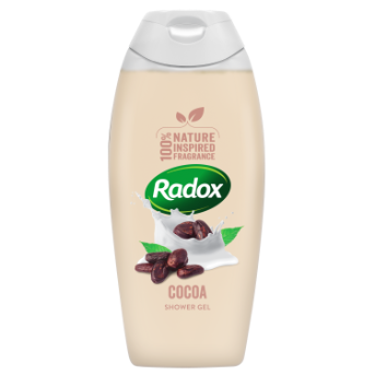 Radox Cocoa Shower Gel 400ml
