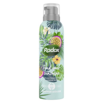 Radox Find your sunshine Shower Mousse 200ml